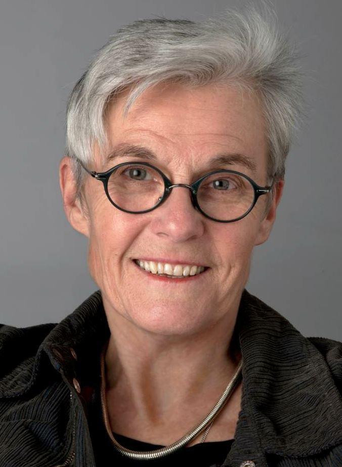 Potrait der Autorin Tina Strohecker