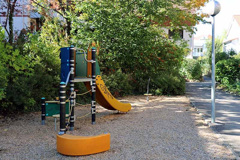 Spielplatz Villastraße