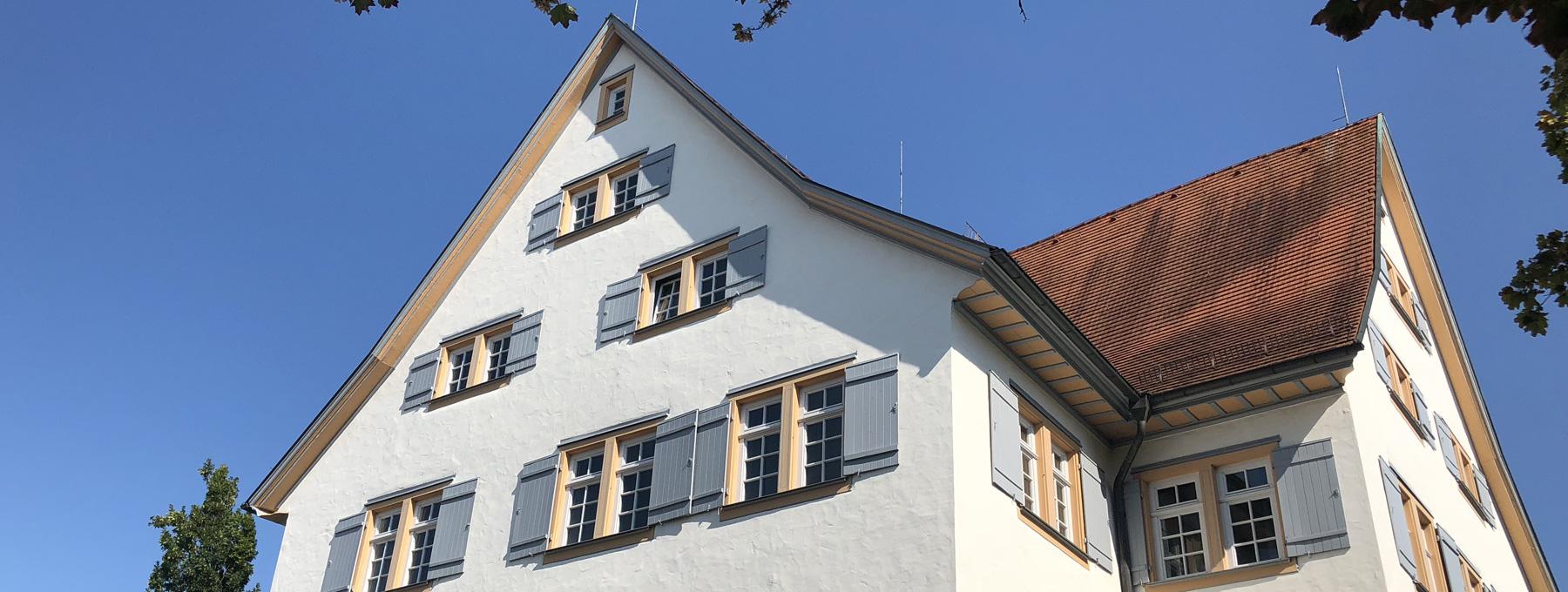 Außenansicht Musikschule Kirchheim unter Teck