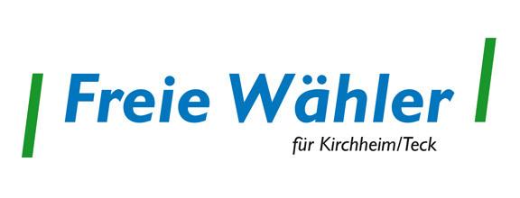 "Logo der Fraktion ""Freie Wähler Kirchheim"""