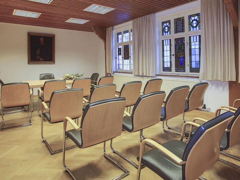 Trauzimmer im Rathaus Kirchheim unter Teck