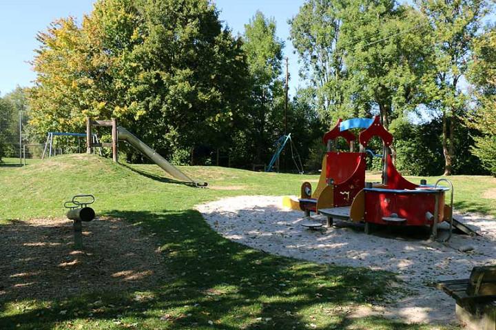 Spielplatz Badwiesen