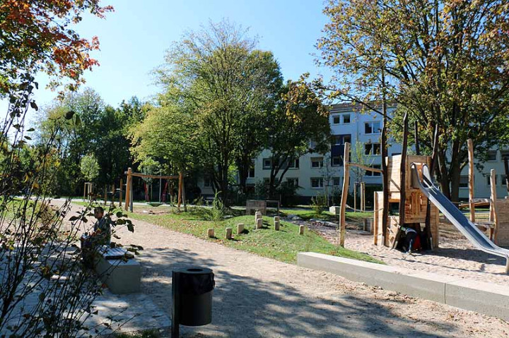 Spielplatz Bulkesweg