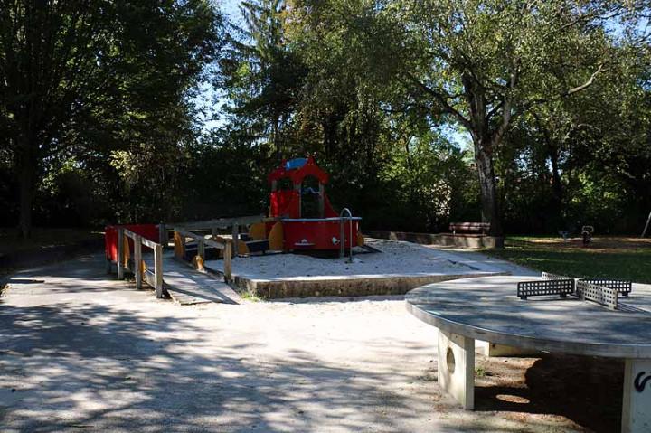 Spielplatz Karlsbaderstraße