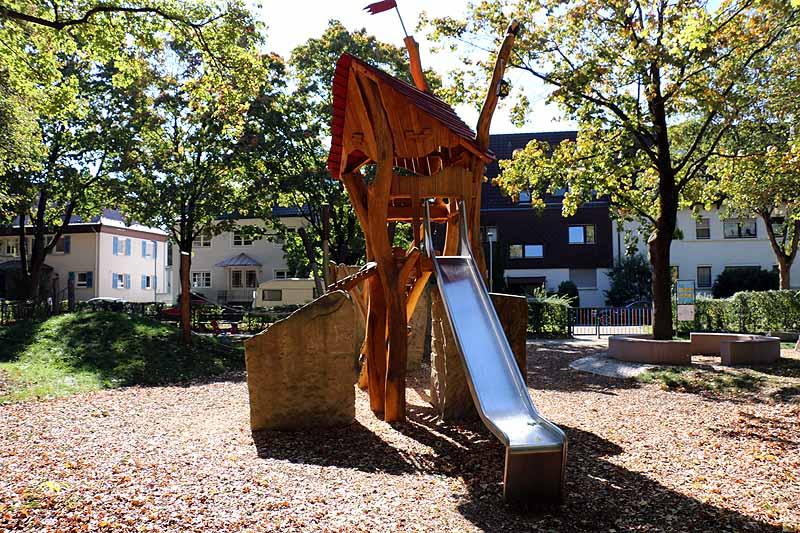 Spielplatz Lindachallee-3