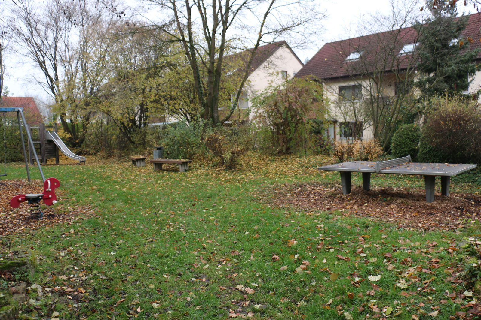 Spielplatz Dornwald