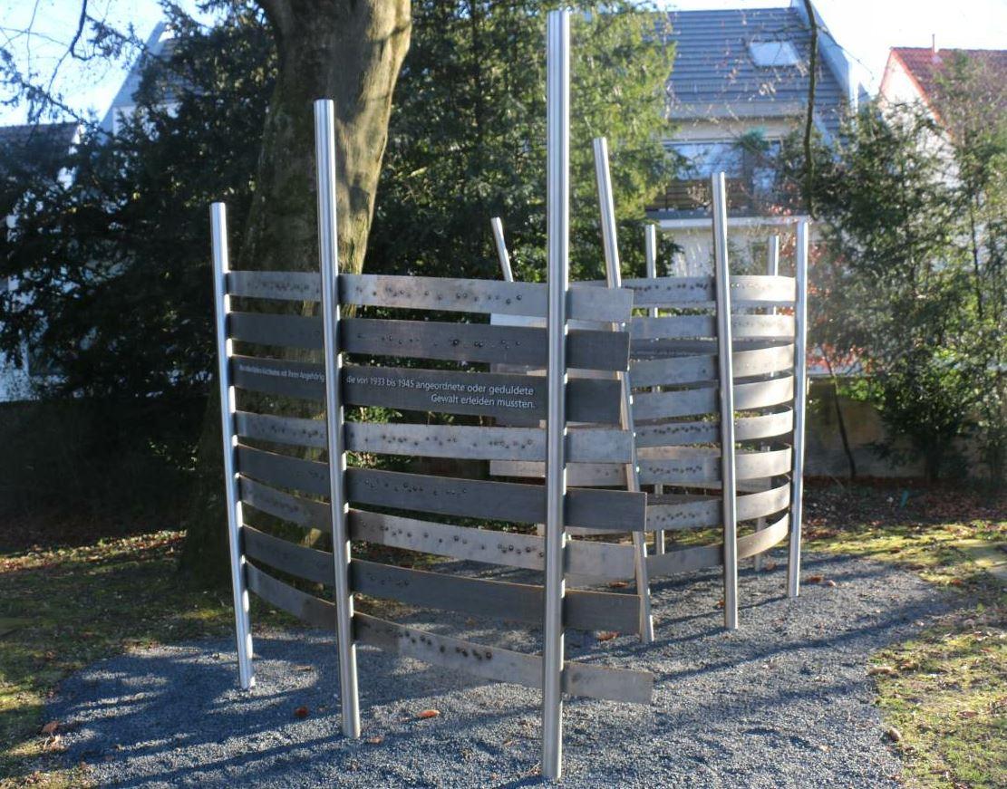 Mahnmal Alter Friedhof