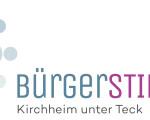 Das Logo der Kirchheimer Bürgerstiftung