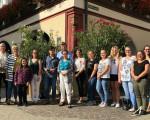 Begrüßung der Auszubildende 2018 bei der Stadt Kirchheim unter Teck