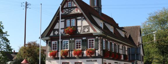 Rathaus in Ötlingen