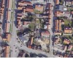 Luftbild vom Linde-Areal