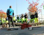 """Vortrag """"Die_Ergonomie der Motorsäge"""" beim Bauhof-Gesundheitstag"""
