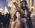 Culture of Confrontation - Musikerin Solomija Melnik auf dem Maidan