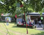 Der Pavillontreff am Rambouilletplatz