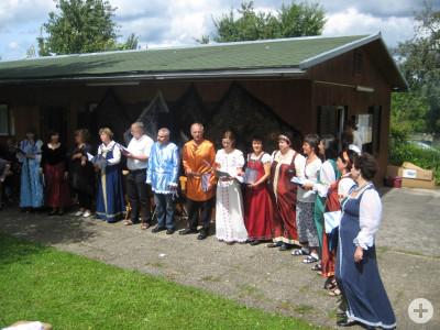 Chor Sommerfest 2012
