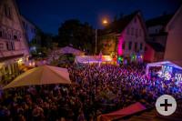 23. Kirchheimer Musiknacht in der Innenstadt von Kirchheim unter Teck