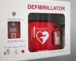 Der Defibrillator im technischen Raahaus