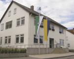 Das Rathaus in Nabern