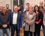 Gemeinsam suchten die Akteure des Unternehmerdialogs nach Lösungen für Mehrweggeschirr.