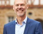 Portrait von Oberbürgermeister Dr. Pascal Bader