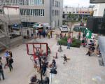 Die Steingau-Aktionstage boten einen kleinen Vorgeschmack auf das städtische Leben, das bei gelungener Nachbarschaft im Steingauquartier ermöglicht wird.