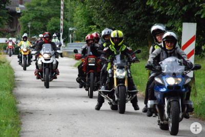 Motorradausfahrt nach Südtirol