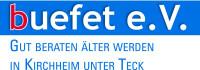 Logo des Vereins buefet e.V.