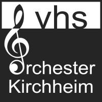 VHS Orchester Logo