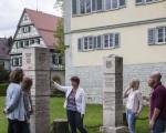 Stadtführung am Schloss