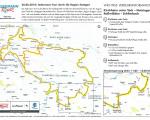 Strecke Jedermann-Tour 2018, Abschnitt Kirchheim-Schlierbach ©FREUNDE Eventagentur GmbH
