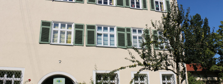 Familienbildungsstätte im alten Vogthaus in Kirchheim unter Teck