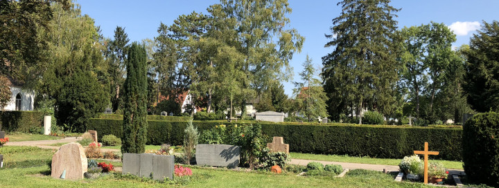 Friedhof in Kirchheim unter Teck