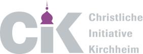 Logo Christliche Initiative Kirchheim