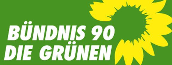 """Logo der Fraktion """"Bündnis 90/Die Grüne"""""""