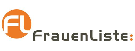 """Logo der Fraktion """"Frauenliste"""""""