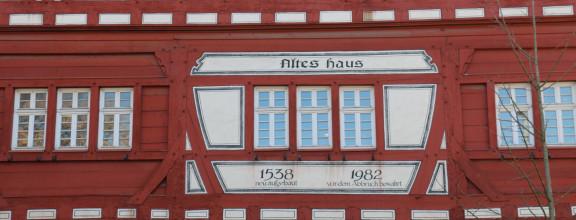 Ansicht des Alten Hauses in Kirchheim unter Teck