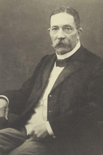 Dr. Julius Krauß
