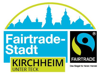 Logo Fairtrade-Stadt Kirchheim unter Teck