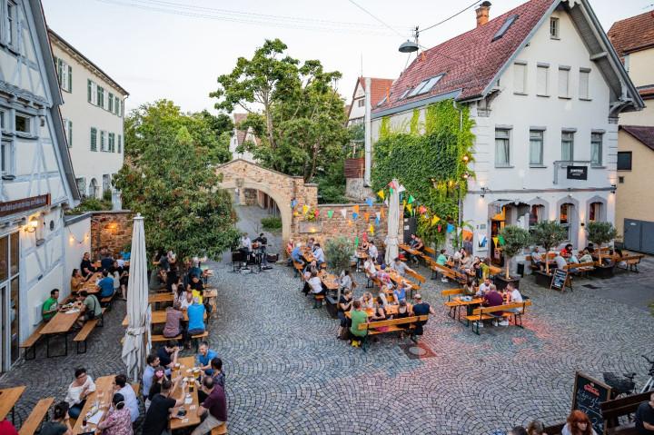 Abendgastro in Kirchheim unter Teck