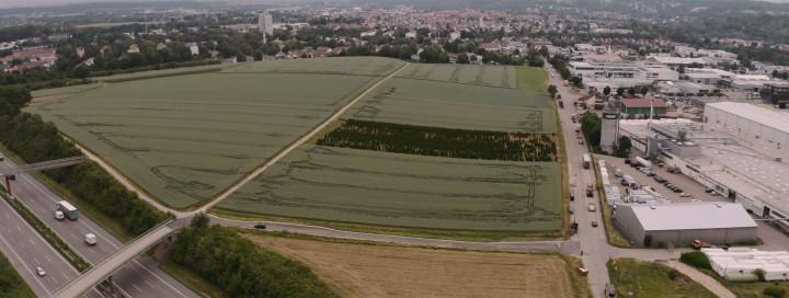 Luftbild Bohnau-Süd