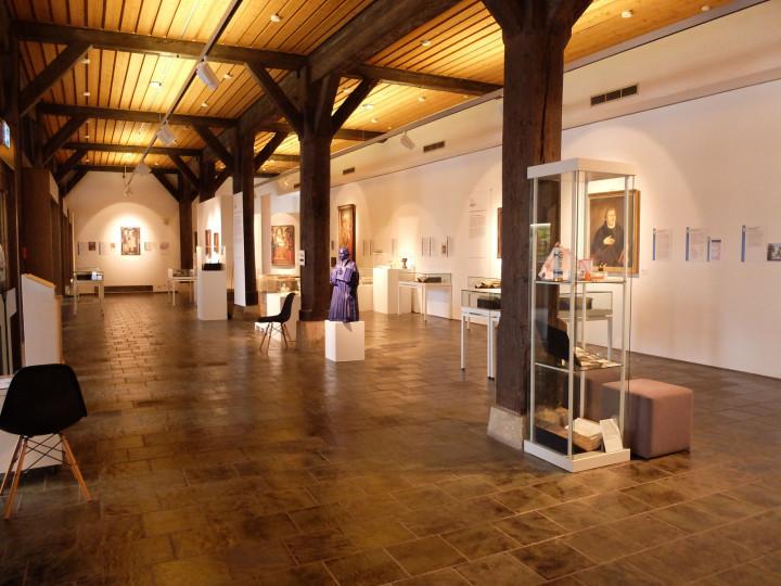 Zwischen Luther und Zwingli - Reformation in Stadt und Amt Kirchheim 2017, Städtisches Museum im Kornhaus