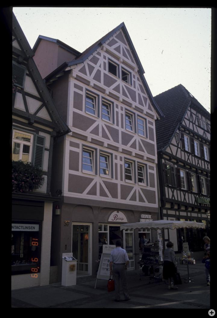 Marktstraße 37 (StadtA Ki F 18490)