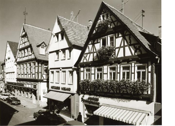 Max-Eyth-Straße 37 + 39 (v. l.) (StadtA Ki F 9348)