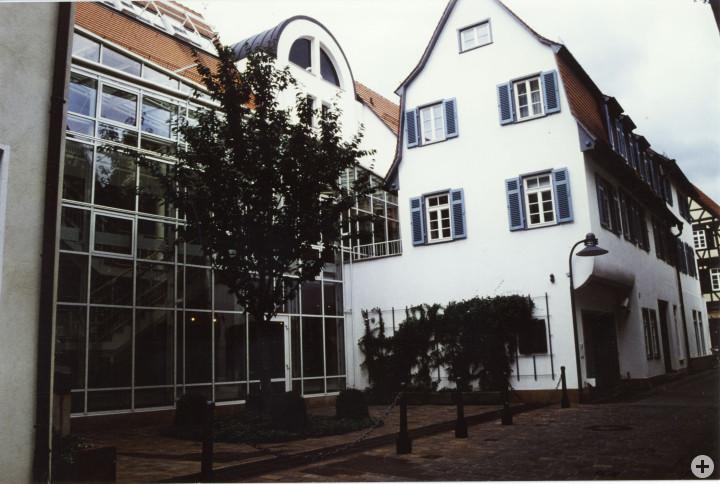 Marktplatz 1 und 3 (StadtA Ki F 14718)