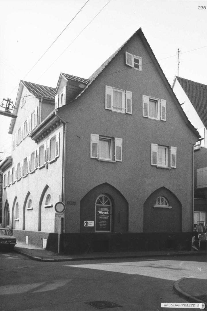 Wellingstraße 9 (StadtA Ki F 17339)