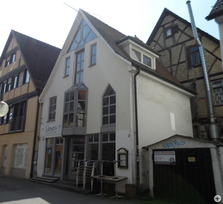 Metzgerstraße 2