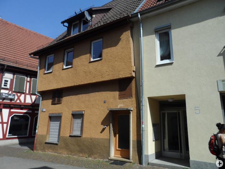 Metzgerstraße 3