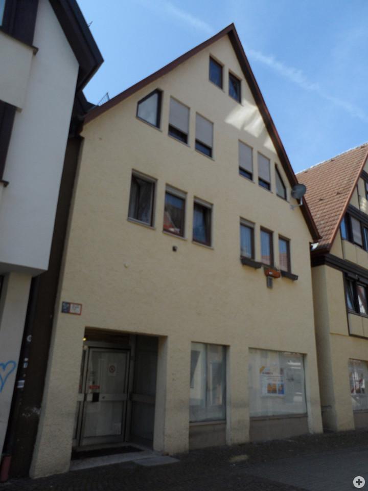 Metzgerstraße 6