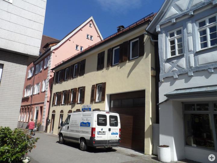 Schuhstraße 1