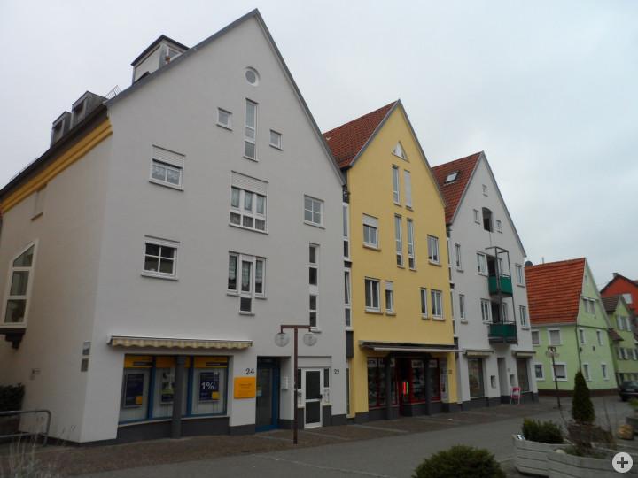 Turmstraße 22, 20, 18